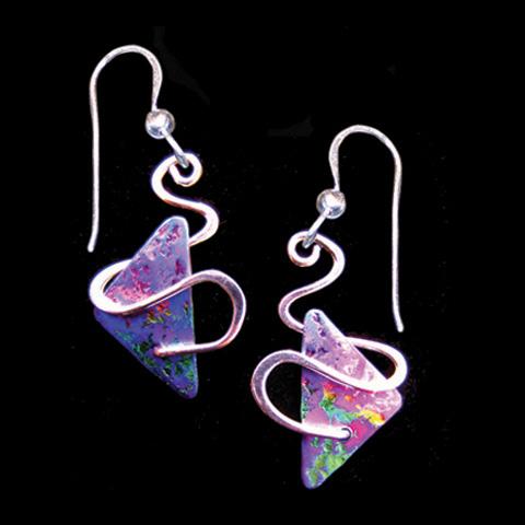 LindaRae Jewelry ~ Sterling-niobium Jewelry Items